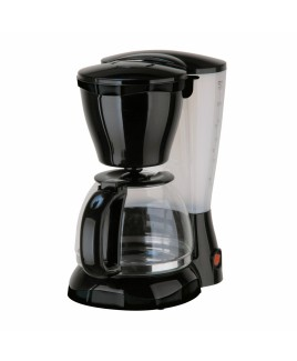 Courant 8 Cup Coffee Maker, Black