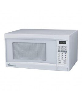 IMPECCA 0.7 CU. FT. Microwave Oven, White