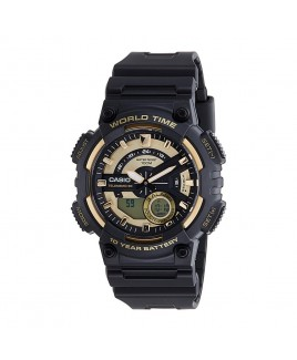 Casio 100M Water Resistant Analog/Digital with Telememo