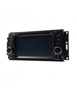 Metra Electronics 6.1 Inch In-Dash Car Stereo Receiver for 2007-2011 Chrysler Vehicles
