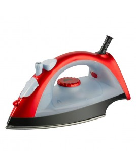 Cookinex 1200 Watts Full Function Steam Iron, Red