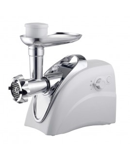 Brentwood Electric Meat Grinder - White