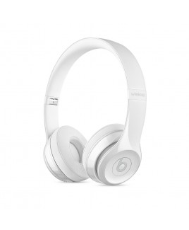 Beats by Dr. Dre Solo3 Wireless On-Ear Headphones (Gloss White)