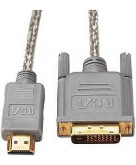 RCA DT10HD 10 ft HDMI to DVI Adapter