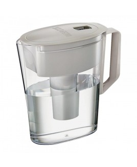 Brita Soho Water Filter Pitcher - White