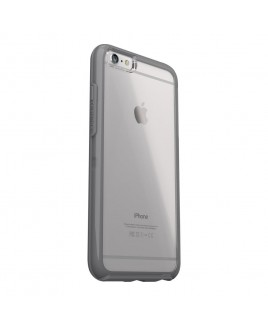 Otterbox iPhone 6 Plus/6s Plus Symmetry Series Clear Case, Grey Crystal
