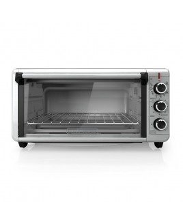 Black & Decker Extra-Wide 8-Slice Toaster Oven