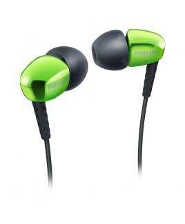 Philips Beats n' Bass In-Ear Headphones, Green