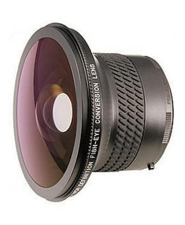 Raynox DCR-FE181PRO 0.24x 180-degree HD Diagonal Fisheye Conversion Lens