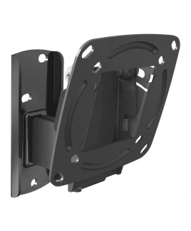 Barkan 2-Movement, Swivel & Tilt Flat Wall Mount, Holds up to 29-inch LCDs