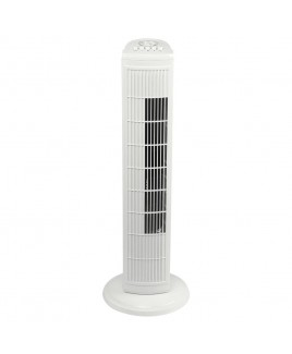 Brentwood 30-inch Tower Fan, White
