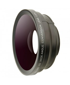 Raynox HDS-680 4K Compatible Wideangle Conversion Lens 0.67x