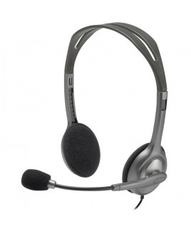 Logitech Multi-device Stereo Headset H111