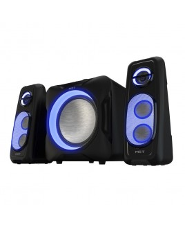 Sylvania 75-Watts 2.1-Channel Bluetooth Speaker system