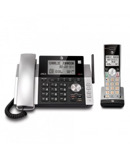 AT&T Expandable Corded/Cordless Answering System with Dual Caller ID/Call Waiting