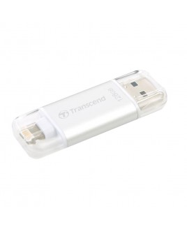 Transcend 128GB JetDrive Go 300 Lightning/USB 3.1 Flash Drive