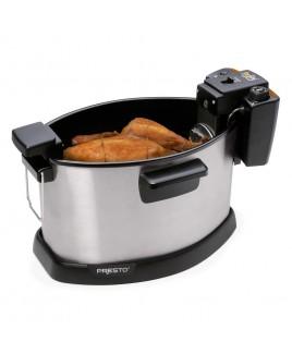 Presto ProFry Electric Rotisserie Turkey Fryer