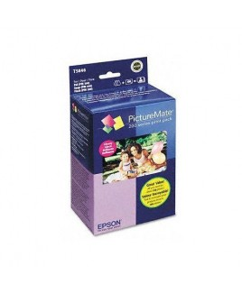 Epson PictureMate 200 Series Print Pack - Glossy