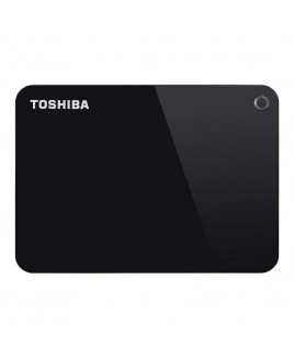 Toshiba 3TB Canvio Advance USB 3.0 Portable Hard Drive, Black