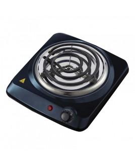 Courant 1000 Watts Electric Single Burner, Black