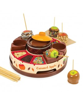 Nostalgia Chocolate & Caramel Apple Party
