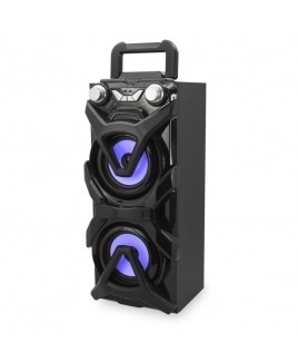 iLive Wireless Bluetooth Speaker, Black